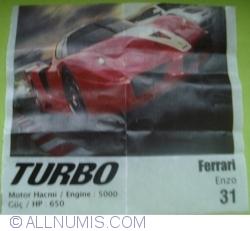 Image #1 of 31 - Ferrari Enzo