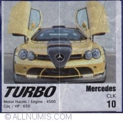 Imaginea #2 a 10 - Mercedes CLK