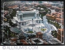 Rome - The tomb of the Unknown Soldier (Altare della Patria)
