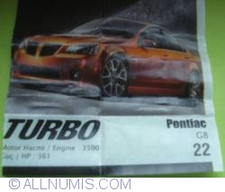 Image #1 of 22 - Pontiac G8