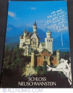Image #1 of Neuschwanstein Castle (1987)