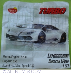 Image #1 of 157 - Lamborghini Huracan LP 850