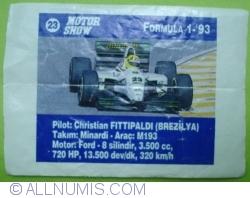 Image #1 of 23-C23 - Christian Fittipaldi - Minardi
