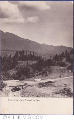 Image #1 of Serpentine to Timișul de Sus