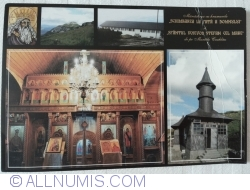 """Image #1 of Monastery under the patronage of """"Transfiguration of the Lord"""" and """"Saint Stephen the Great"""" on Mount Ceahlău"""