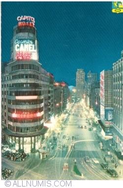 Imaginea #1 a Madrid - Bulevardul Jose Antonio (1967)