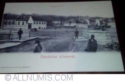Image #1 of Zalău, Central Square, 1903
