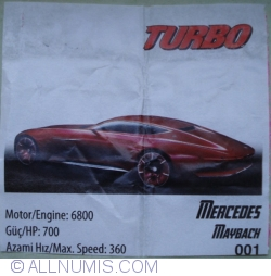 Imaginea #1 a 001 - Mercedes Maybach