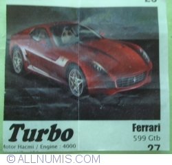 Image #1 of 27 - Ferrari 599 Gtb