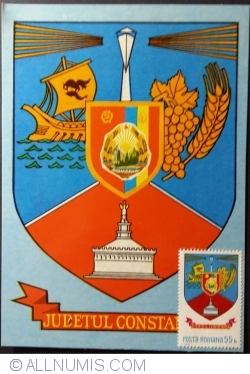 The Arms of Constanța County