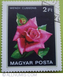 Imaginea #1 a 2 Forint 1982 - Wendy cussons