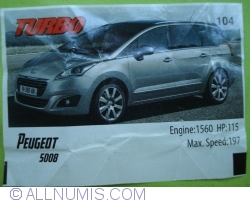 Image #1 of 104 - Peugeot 5008