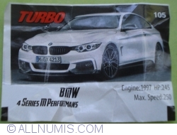105 - BMW 4 Series M Performans