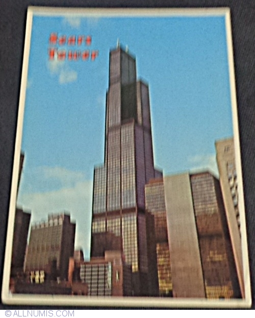 Chicago - Sears Tower (1982), Chicago - United States of America