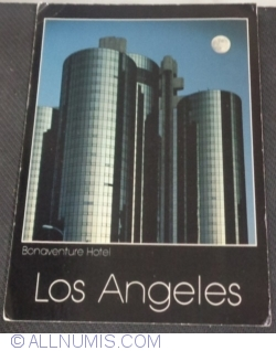 Image #1 of Los Angeles - Bonaventure Hotel (1982)