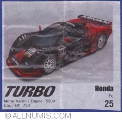 Image #1 of 25 - Honda Fc
