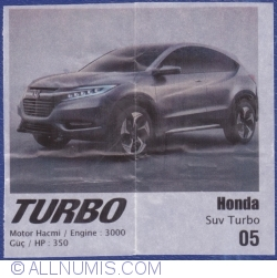 Image #1 of 05 - Honda Suv Turbo
