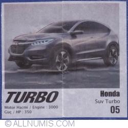 Imaginea #1 a 05 - Honda Suv Turbo