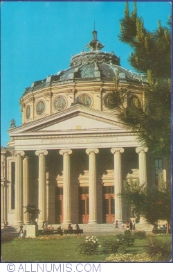 Image #1 of Bucharest - The Athenaeum
