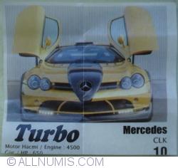 Imaginea #1 a 10 - Mercedes CLK