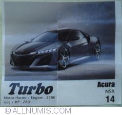 Imaginea #1 a 14 - Acura NSX