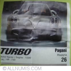 Image #1 of 26 - Pagani Huayra