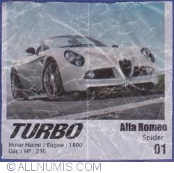 Imaginea #1 a 01 - Alfa Romeo Spider