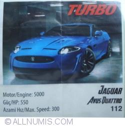 Image #1 of 112 - Jaguar Avus Quattro