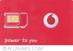Vodafone - Power to you - cu SIM