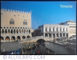 Venice - The Doge's Palace (Palazzo Ducale) (1996)