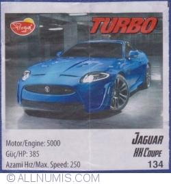 Image #1 of 134 - Jaguar XK Coupe