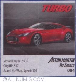 Image #1 of 094 - Aston Martin V12 Zagato
