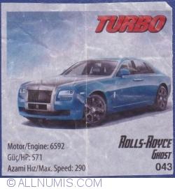 Imaginea #1 a 043 - Rolls-Royce - Ghost