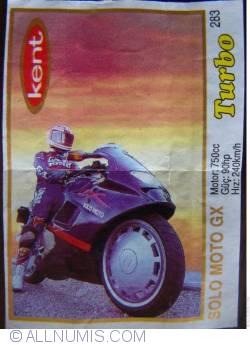 283 - Solo Moto GX