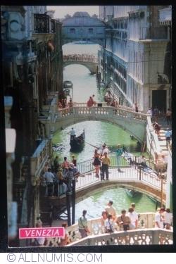 Veneția - Rio de la Canonica