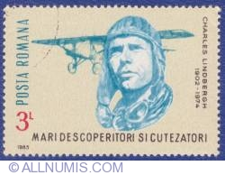 Imaginea #1 a 3 Lei - Charles Lindbergh (1902-1974)