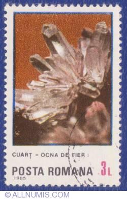Imaginea #1 a 3 Lei - Cuarţ - Ocna de Fier