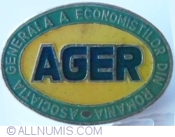 Image #1 of AGER - General Association of Economists in Romania