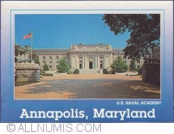 Image #1 of Annapolis, Maryland - U. S. Naval Academy