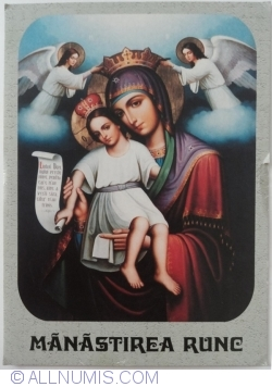 Image #1 of Runc Monastery in Buhusi, Bacau County - Icon of the Mother of God