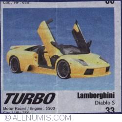33 - Lamborghini Diablo S