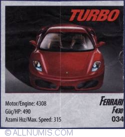 Imaginea #1 a 034 - Ferrari F430