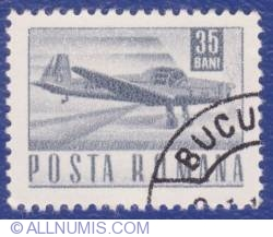 35 Bani - Courier aircraft