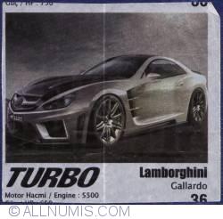 36 - Lamborghini Gallardo