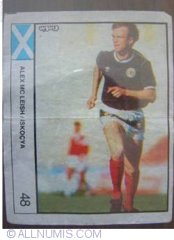 48 - Alex McLeish / Scotland