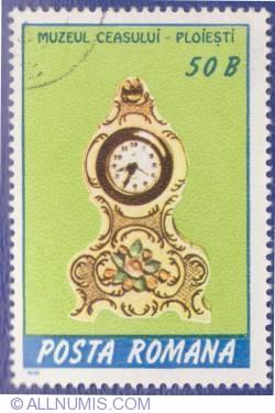 50 Bani 1988 - Muzeul ceasului - Ploieşti