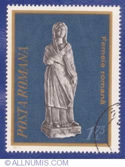 Arheologia din România - Femeie romană