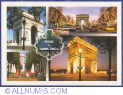 Imaginea #1 a Paris - Bulevardul Champs-Élysées şi Arcul de Triumf