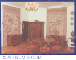 Image #1 of George Enescu Memorial House - the living room