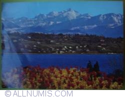 Image #1 of Cologny and mont-Blanc